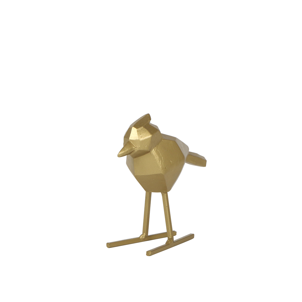 Kolibri Home - Ornamental kolibri vogel goud