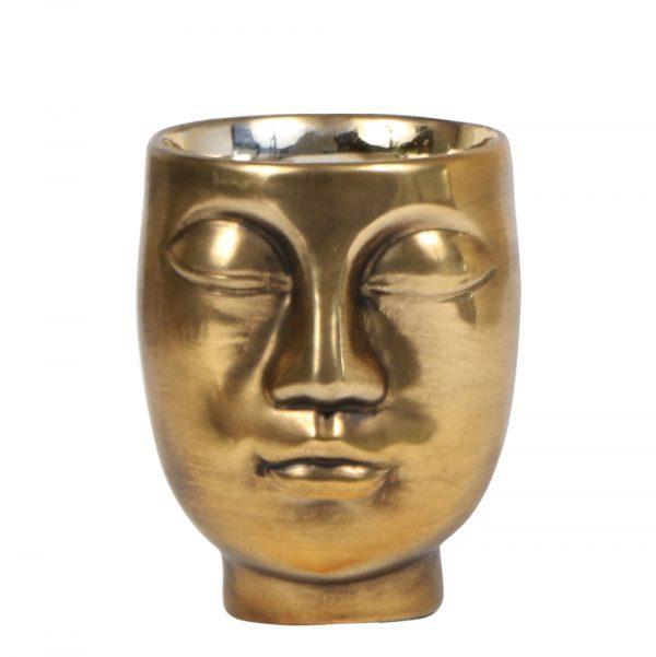 Face-2-face metallic pot