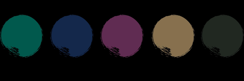 Hotel Chic kleuren pallet Kolibri Company