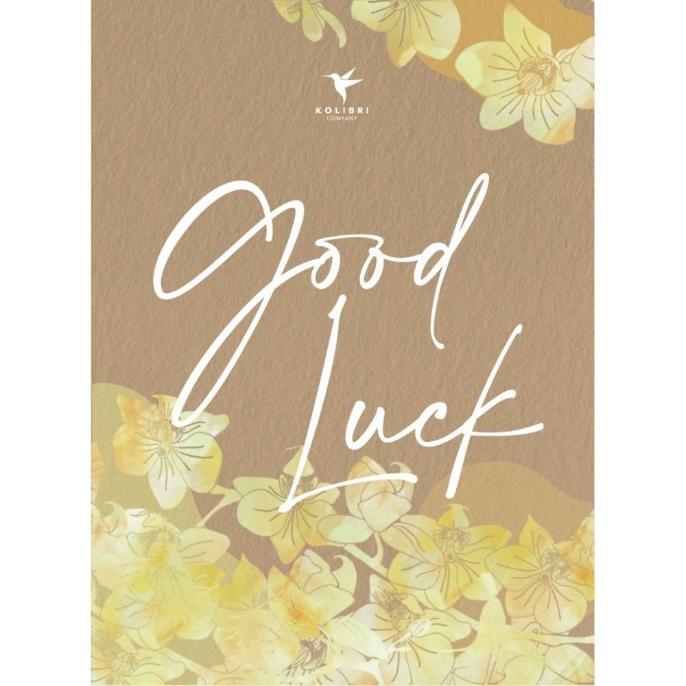 Kolibri Company Ansichtkaart Good Luck