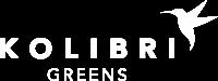 Logo Kolibri Greens wit RGB